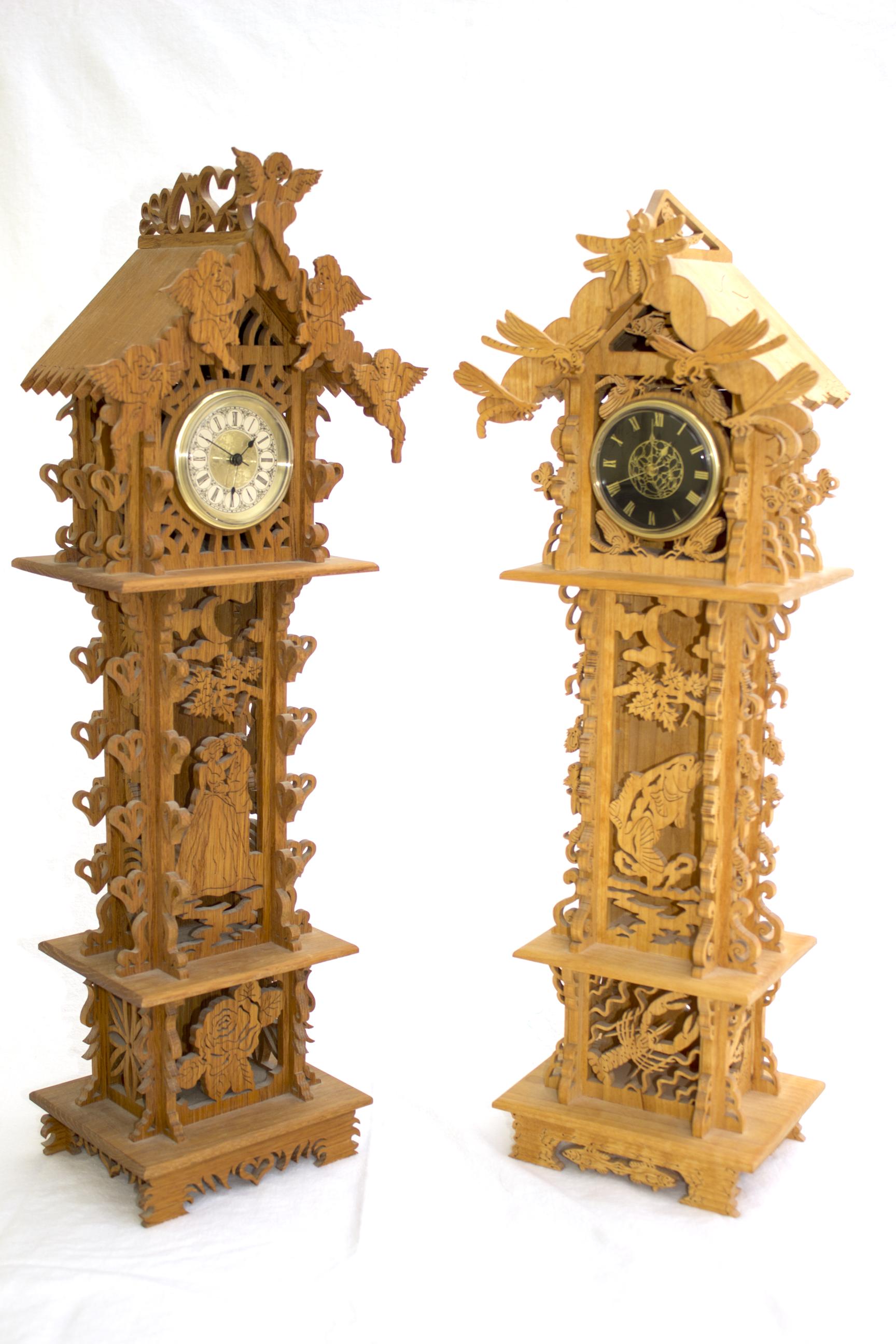 MEDIUM CLOCK PATTERNS